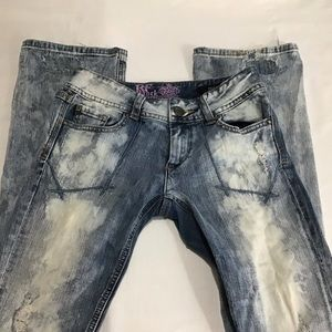 RE Rock Los Angelos  for Express Jeans Size 4